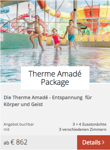 Therme Amade Package