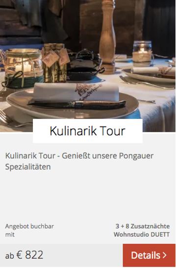 Kulinarik Tour