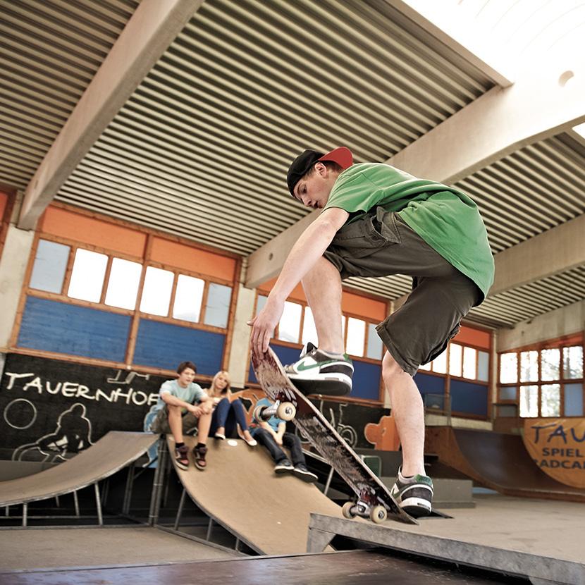 Funpark im Tauernhof flachau