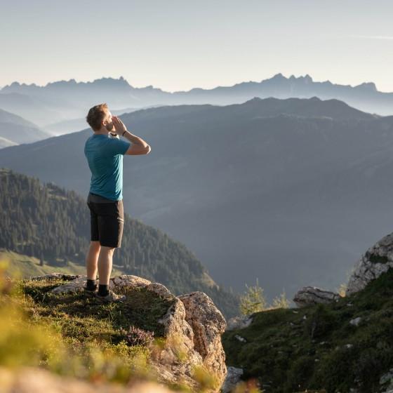 Wandern Salzburger Sportwelt Gipfelspiel